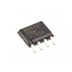 Lote 10 Unidades MAX485 Transceptores RS-485 / RS-422, 12V. DIP8
