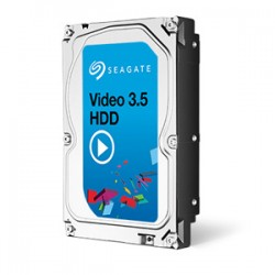 Seagate Disco Duro Para Grabación  De Video 2TB