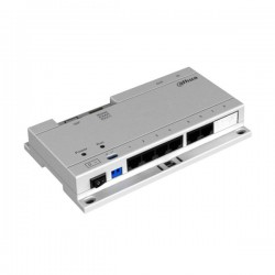 SWITCH POE DAHUA 6 Cat5e