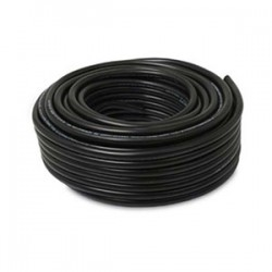 Cable 2x20 Negro (100 Mts).