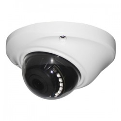 ANTIVANDALICA, 2MP 2.8MM WDR REAL, POE, ONVIF 2.4, P2P